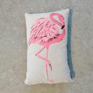 Μαξιλάρι Flamingo Neon Pink